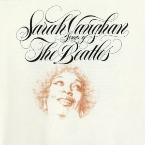 Sarah Vaughan альбом Songs of the Beatles