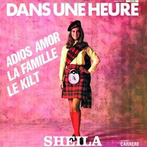 Sheila альбом Dans une heure