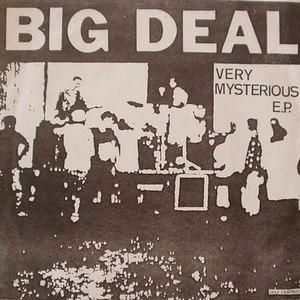 Big Deal альбом Very Mysterious