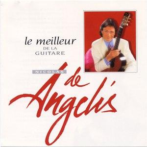 Nicolas de Angelis альбом Le Meilleur de la Guitare