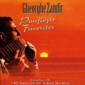 Gheorghe Zamfir альбом Panflöjts Favoriter