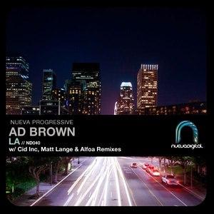 Ad Brown альбом la