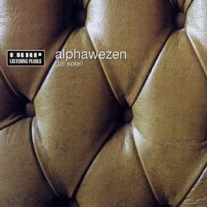 Alphawezen альбом Gai Soleil Mixes