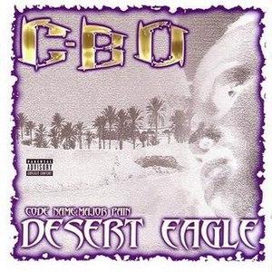 C-Bo альбом Desert Eagle