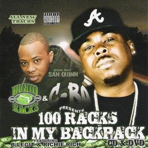 C-Bo альбом Hunid Racks In My Backpack