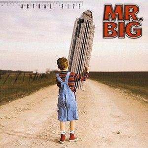 Mr. Big альбом Actual Size