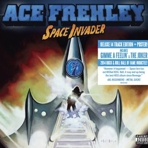 Ace Frehley альбом Space Invader (Deluxe Edition)