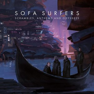 Sofa Surfers альбом Scrambles, Anthems and Odysseys