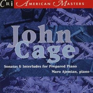 John Cage альбом Sonatas & Interludes for Prepared Piano