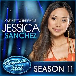 Jessica Sanchez альбом Jessica Sanchez: Journey to the Finale