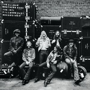 The Allman Brothers Band альбом The 1971 Fillmore East Recordings