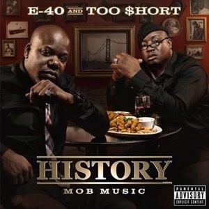 E-40 альбом History: Function & Mob Music