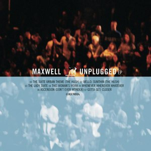Maxwell альбом MTV Unplugged