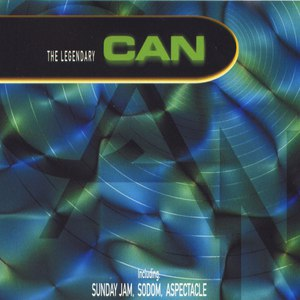 Can альбом The Legendary Can