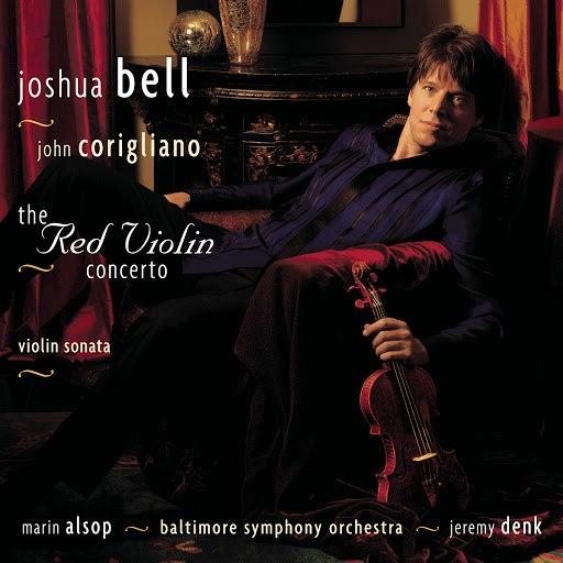 Joshua Bell альбом The Red Violin Concerto