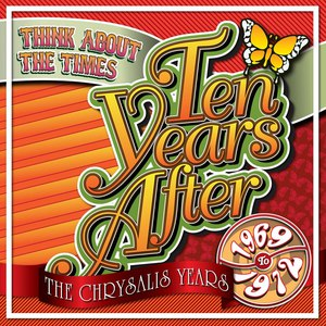 Ten Years After альбом Think About The Times: The Chrysalis Years (1969-1972)