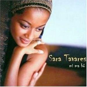 Sara Tavares альбом mi ma bô