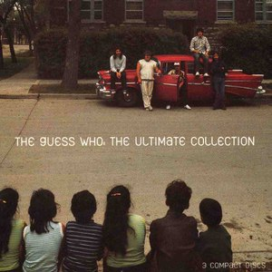 The Guess Who альбом The Ultimate Collection