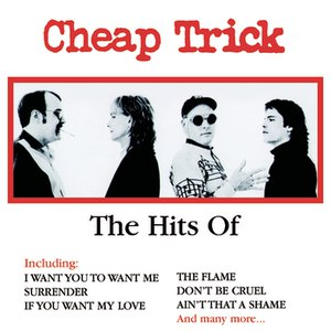 Cheap Trick альбом The Hits Of........