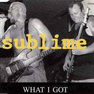 Sublime альбом What I Got