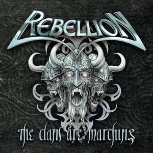 Rebellion альбом The Clans Are Marching