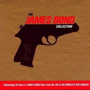 The City Of Prague Philharmonic Orchestra альбом The James Bond Collection