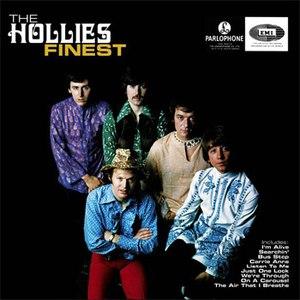 The Hollies альбом Finest
