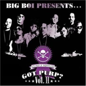 Big Boi альбом Big Boi Presents... Got Purp? Vol. 2