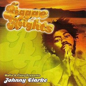 Johnny Clarke альбом Reggae Heights