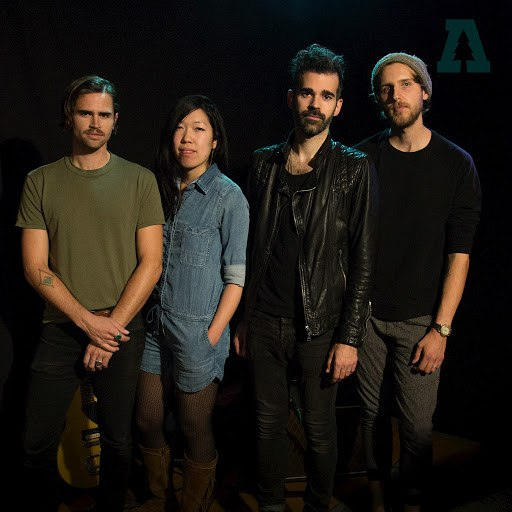 Geographer альбом Geographer on Audiotree Live 2015