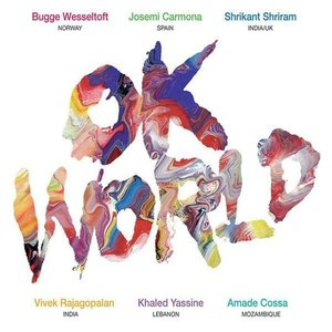 Bugge Wesseltoft альбом OK World