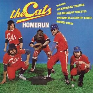 The CATS альбом Homerun