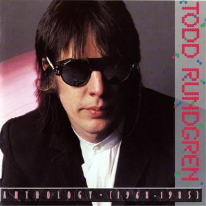 Todd Rundgren альбом Anthology [1968-1985] [Digital]