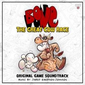 Jared Emerson-Johnson альбом Bone: The Great Cow Race