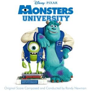 Randy Newman альбом Monsters University