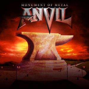 Anvil альбом Monument of Metal