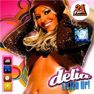 Delia альбом Listen Up