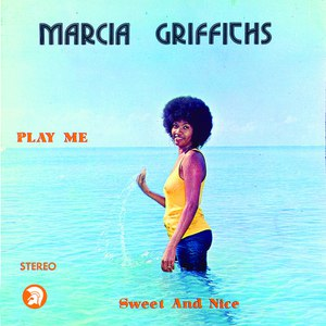 Marcia Griffiths альбом Play Me Sweet and Nice