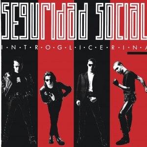 Seguridad Social альбом Introglicerina