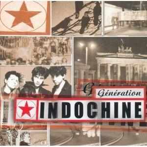 Indochine альбом Génération Indochine
