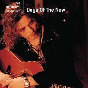 Days Of The New альбом The Definitive Collection