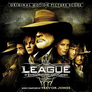 Trevor Jones альбом The League Of Extraordinary Gentlemen