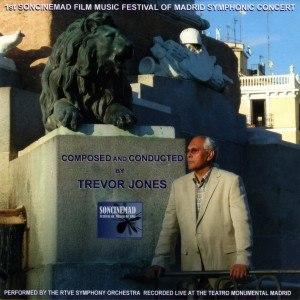 Trevor Jones альбом 1st Soncinemad Film Music Festical