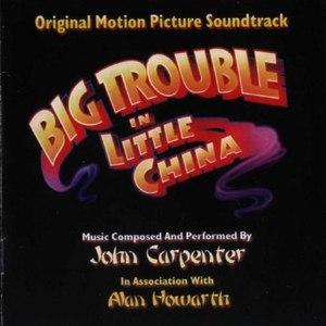 John Carpenter альбом Big Trouble In Little China