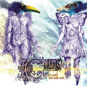 Chiodos альбом All's Well That Ends Well (Deluxe Edition)