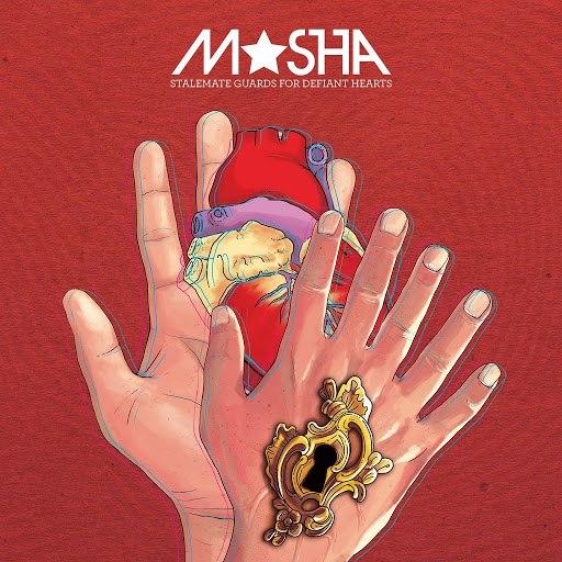 Masha альбом Stalemate Guards For Defiant Hearts