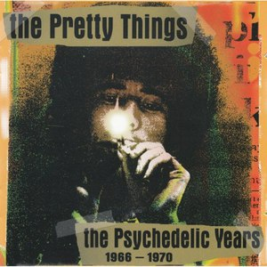 The Pretty Things альбом The Psychedelic Years 1966-1970