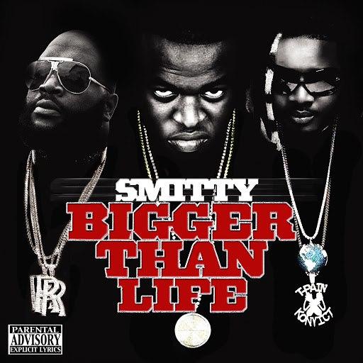 Smitty альбом Bigger Than Life