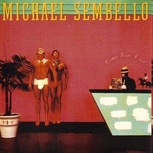 Michael Sembello альбом Bossa Nova Hotel