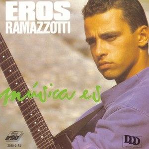 Eros Ramazzotti альбом Musica Es